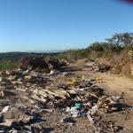 Projetos para destinação adequada de resíduos sólidos.